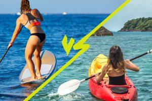 Paddle Surf o Kayak